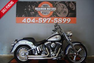 2005 Harley-Davidson Fat Boy FLSTF Jackson, Georgia