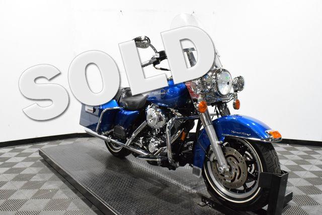 2005 Harley-Davidson FLHRI - Road King