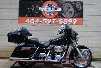 2005 Harley Davidson FLHTCI Electra Glide Classic Jackson, Georgia