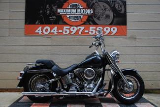 2005 Harley Davidson FLSTN Softail Deluxe Jackson, Georgia