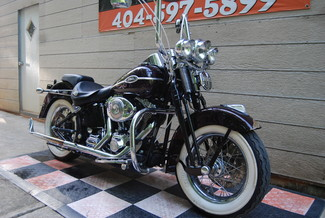 2005 Harley Davidson FLSTSI Heritage Springer Jackson, Georgia 2