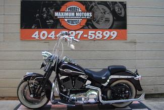 2005 Harley Davidson FLSTSI Heritage Springer Jackson, Georgia 7