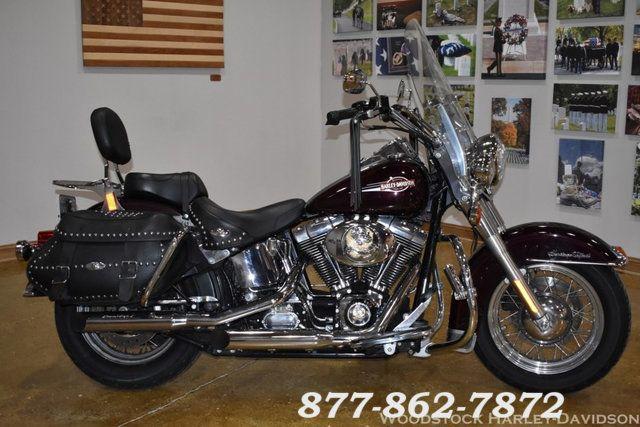 2005 Harley-Davidson HERITAGE SOFTAIL CLASSIC FLSTCI HERITAGE CLASSIC