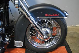 2005 Harley-Davidson Heritage Softail Classic FLSTI Jackson, Georgia 4