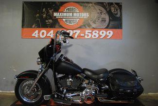 2005 Harley-Davidson Heritage Softail Classic FLSTI Jackson, Georgia 8