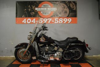 2005 Harley-Davidson Heritage Softail Classic FLSTI Jackson, Georgia 9