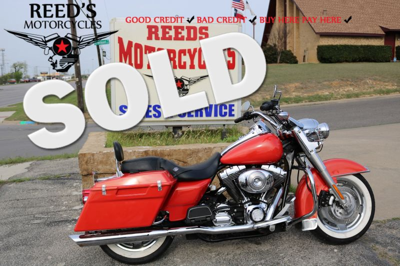 2005 Harley Davidson Road King Custom | Hurst, Texas | Reed's Motorcycles in Hurst Texas