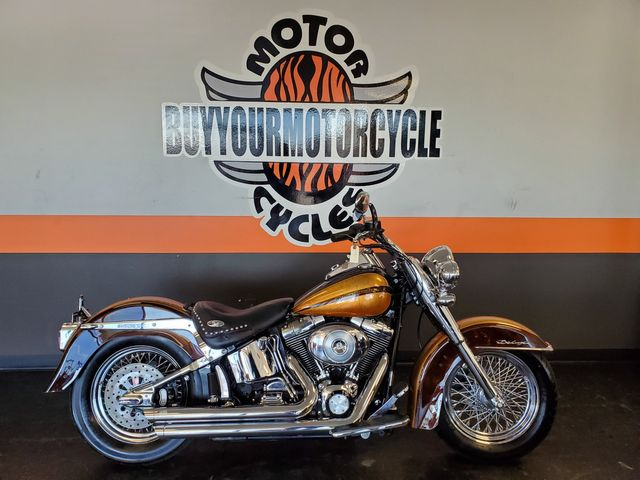 2005 Harley-Davidson SOFTAIL DELUXE FLSTNI in Fort Worth , Texas 76111