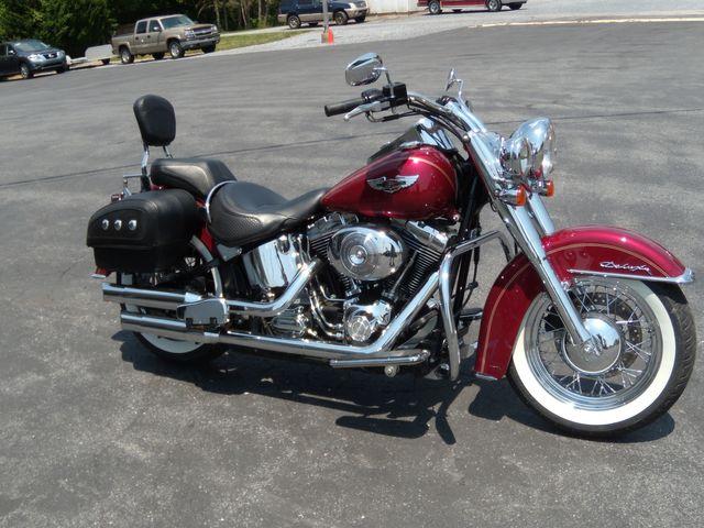 2005 Harley-Davidson Softail Deluxe FLSTNI in Ephrata, PA 17522
