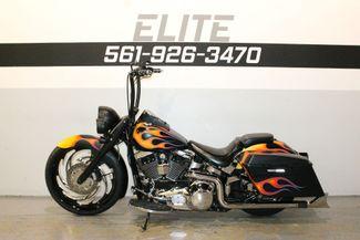 2005 Harley Davidson Softail Deluxe FLSTNI Deluxe Boynton Beach, FL 9