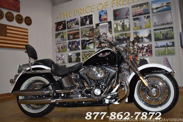 2005 Harley-Davidson SOFTAIL DELUXE FLSTNI DELUXE FLSTNI