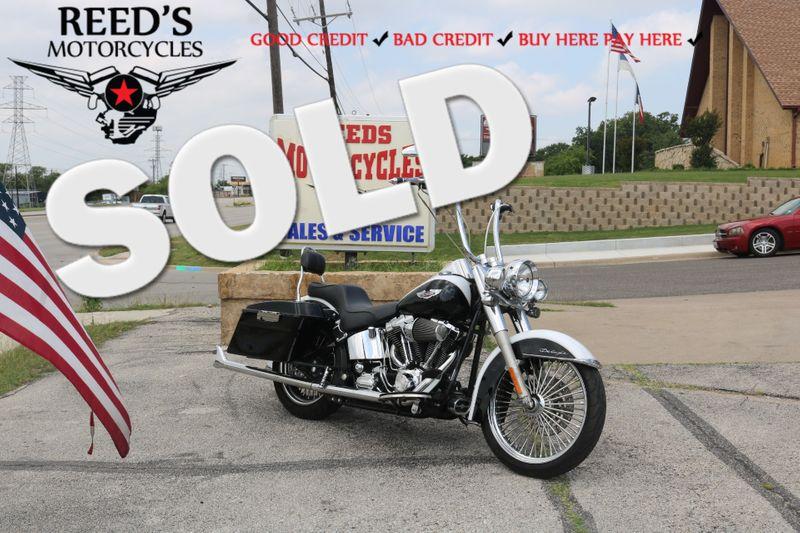 2005 Harley-Davidson Softail Deluxe FLSTNI   Hurst, Texas   Reed's Motorcycles in Hurst Texas