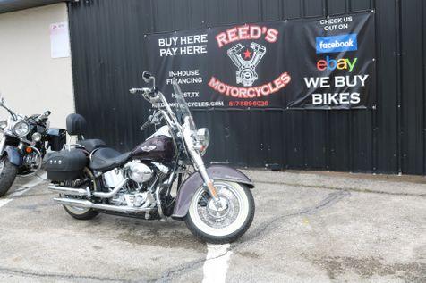 2005 Harley Davidson Softail Deluxe FLSTN | Hurst, Texas | Reed's Motorcycles in Hurst, Texas