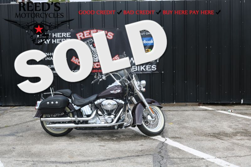 2005 Harley Davidson Softail Deluxe FLSTN | Hurst, Texas | Reed's Motorcycles in Hurst Texas