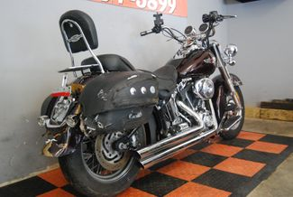 2005 Harley-Davidson Softail Deluxe FLSTNI Jackson, Georgia 1