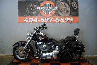 2005 Harley-Davidson Softail Deluxe FLSTNI Jackson, Georgia 10