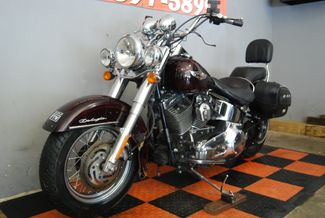 2005 Harley-Davidson Softail Deluxe FLSTNI Jackson, Georgia 11