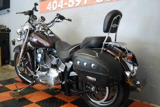2005 Harley-Davidson Softail Deluxe FLSTNI Jackson, Georgia 12