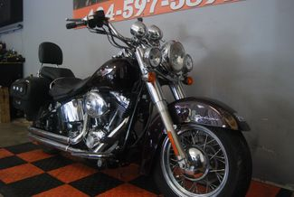 2005 Harley-Davidson Softail Deluxe FLSTNI Jackson, Georgia 2