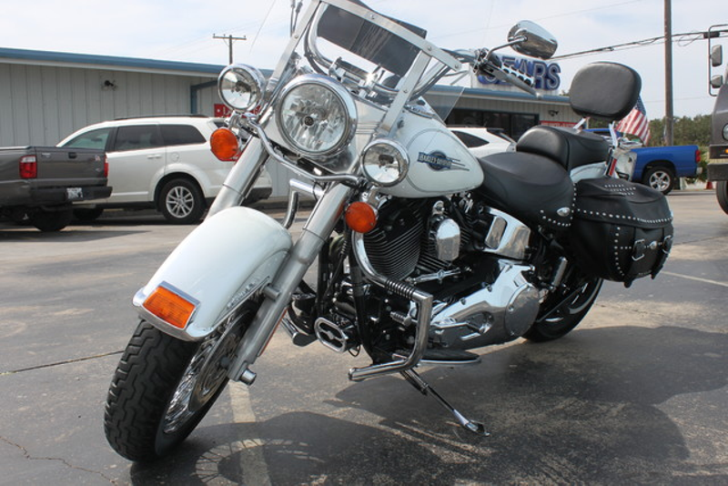 2005 Harley-Davidson Softail Heritage Softail Classic  RockportFulton Texas  AC Motorsports  in Rockport/Fulton, Texas