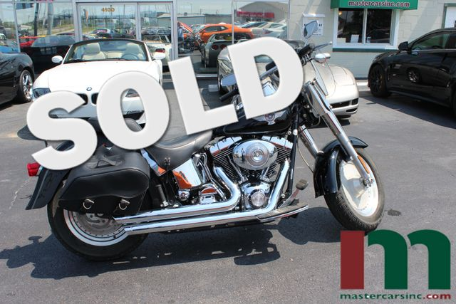 2005 Harley-Davidson Softail® Fat Boy® | Granite City, Illinois | MasterCars Company Inc. in Granite City Illinois