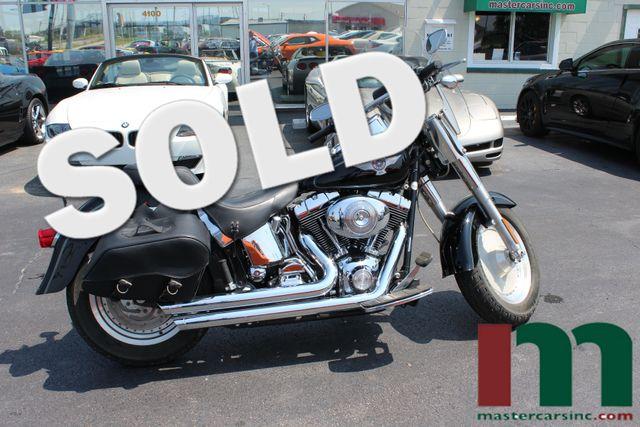 2005 Harley-Davidson Softail® Fat Boy® | Granite City, Illinois | MasterCars Company Inc. in Granite City Illinois