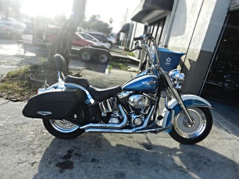 2005 Harley-Davidson Softail Deluxe in Hollywood, Florida