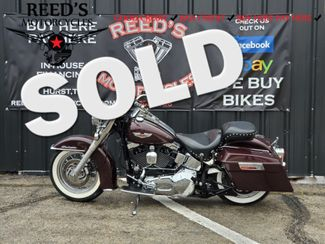 2005 Harley Davidson Softail® Deluxe | Hurst, Texas | Reed's Motorcycles in Hurst Texas