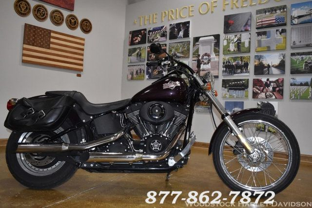 2005 Harley-Davidson SOFTAIL NIGHT TRAIN FXSTBI NIGHT TRAIN FXSTBI