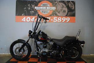 2005 Harley-Davidson Softail Standard FXSTI Jackson, Georgia 8