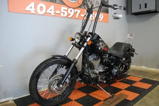 2005 Harley-Davidson Softail Standard FXSTI Jackson, Georgia 9