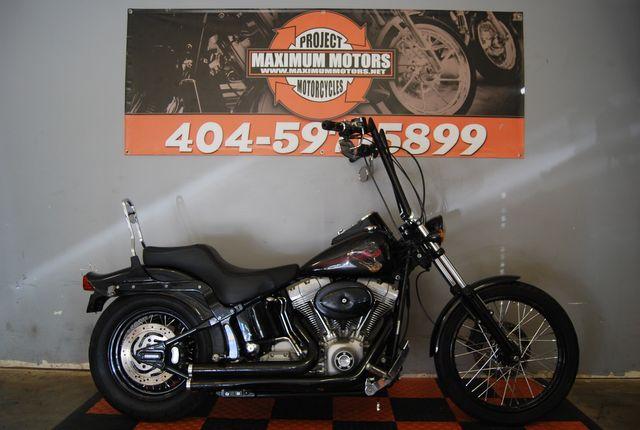 2005 Harley-Davidson Softail Standard FXSTI Jackson, Georgia