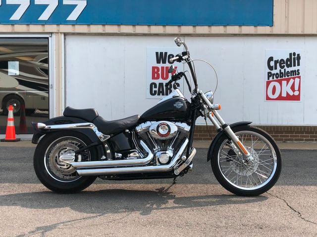 2005 Harley-Davidson Softail Standard FXST
