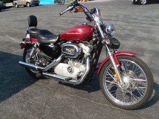 2005 Harley-Davidson Sportster 883 Custom XL883C in Ephrata, PA 17522