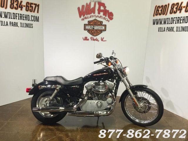2005 Harley-Davidson SPORTSTER 883 CUSTOM XL883C 883 CUSTOM XL883C