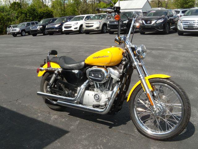 2005 Harley-Davidson Sportster® 883 Custom in Ephrata, PA 17522