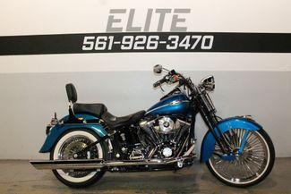 2005 Harley Davidson Softail Springer Classic in Boynton Beach, FL 33426