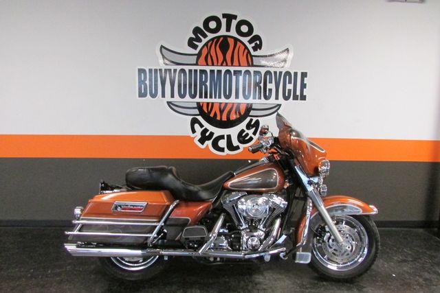 2005 Harley-Davidson ULTRA CLASSIC ELECTRA GLIDE    FLHTCUI Arlington, Texas 0