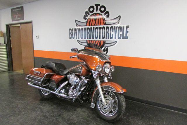 2005 Harley-Davidson ULTRA CLASSIC ELECTRA GLIDE    FLHTCUI Arlington, Texas 2