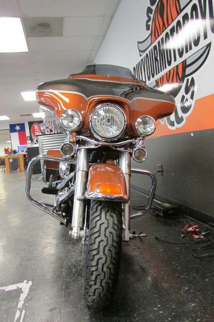 2005 Harley-Davidson ULTRA CLASSIC ELECTRA GLIDE    FLHTCUI Arlington, Texas 3