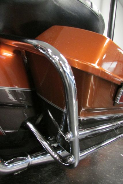 2005 Harley-Davidson ULTRA CLASSIC ELECTRA GLIDE    FLHTCUI Arlington, Texas 39