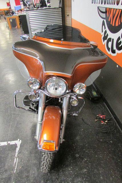 2005 Harley-Davidson ULTRA CLASSIC ELECTRA GLIDE    FLHTCUI Arlington, Texas 4