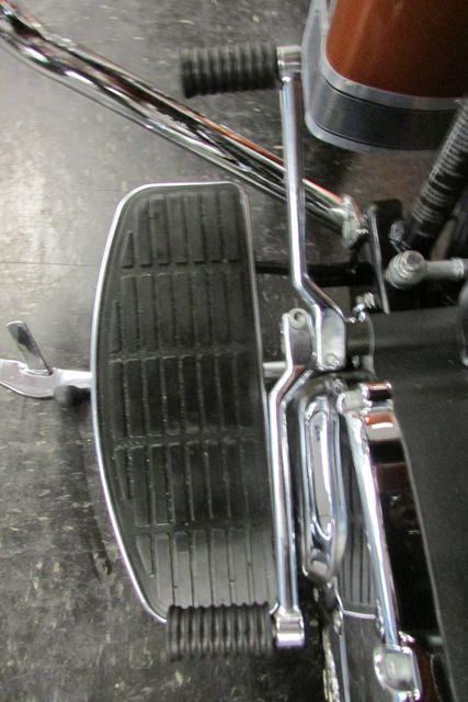 2005 Harley-Davidson ULTRA CLASSIC ELECTRA GLIDE    FLHTCUI Arlington, Texas 42