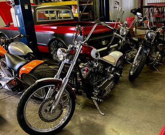2005 Harley RED BOBBER in Harrisonburg, VA 22802