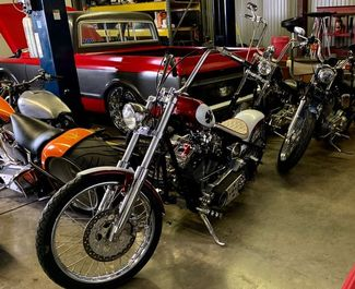 2005 Harley RED BOBBER in Harrisonburg, VA 22801