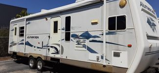 2005 Holiday Rambler Alumascape 32FKD   city Florida  RV World Inc  in Clearwater, Florida