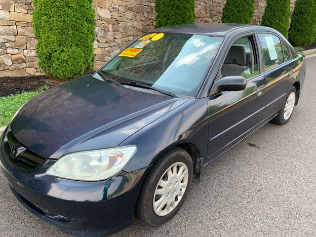 2005 Honda-$3995!!! $999! Auto! Civic-BHPH 38 MPG LX in Knoxville, Tennessee 37920