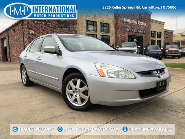 2005 Honda Accord EX-L V6 in Carrollton, TX 75006