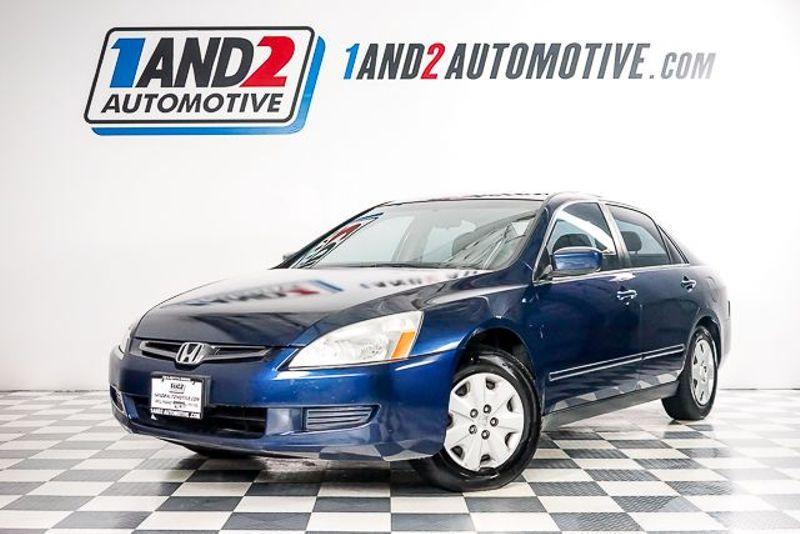 2005 Honda Accord LX in Dallas TX