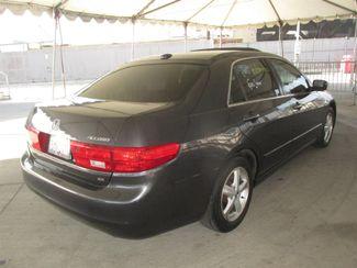 2005 Honda Accord EX-L with NAVI Gardena, California 2